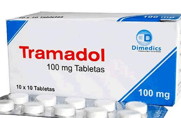Tramadol medicine image